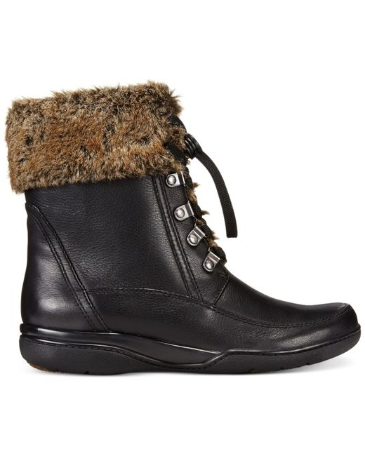 Clarks Collection Women S Kearns Legacy Cold Weather Boots