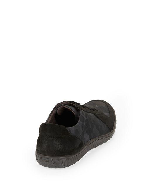 John Varvatos | Brown Hattan Trainer Sneakers for Men | Lyst