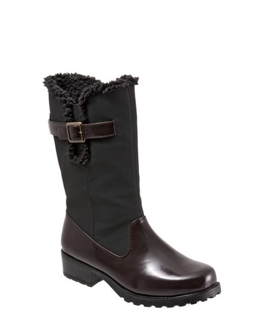 Trotters | Purple Blizzard Lii Mid-Calf Boots | Lyst
