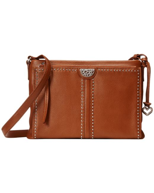 Brighton | Brown Jagger Cross Bag Organizer | Lyst