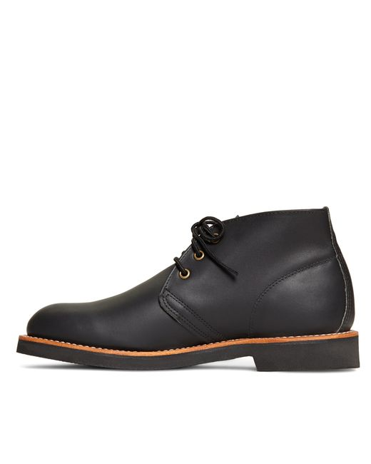 Brooks Brothers | Black Red Wing Foreman Chukas for Men | Lyst