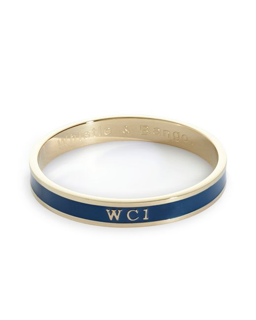 Whistle & Bango | Metallic Wc1 Bangle | Lyst