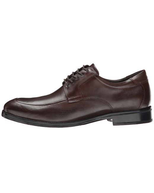 Johnston & Murphy | Brown Feldon Moc Lace-up for Men | Lyst