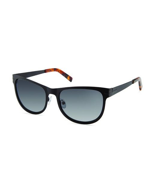 rowley eyewear cynthia cr6021s no 80 matte black square