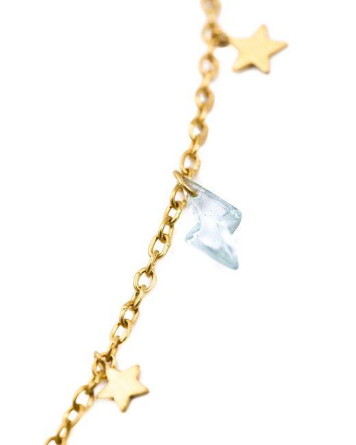 Marie-hélène De Taillac   Metallic Multi Charm Necklace   Lyst