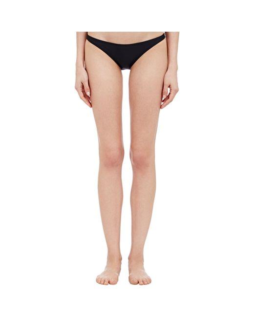 Yasmine Eslami | Black Mini Bikini Bottom | Lyst