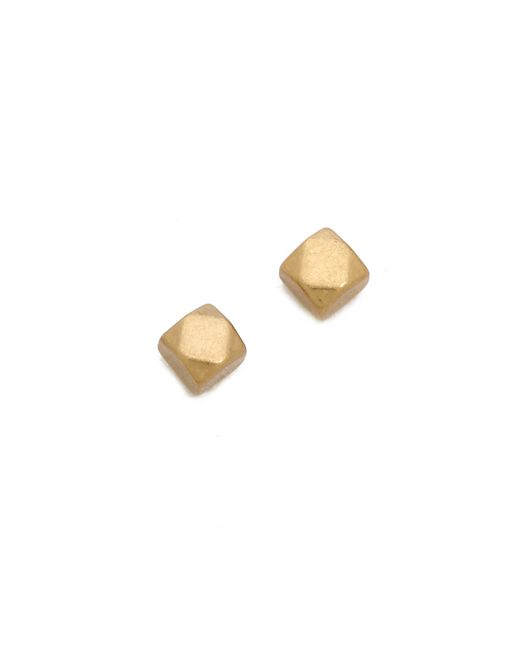 Madewell | Metallic Staccato Stud Earrings | Lyst