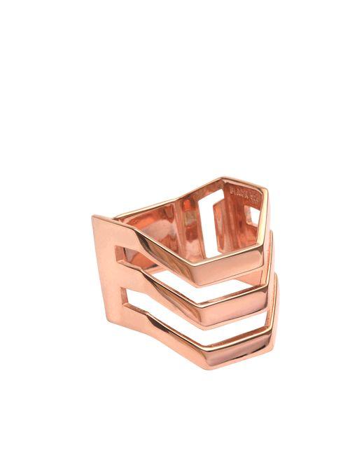 Maria Black | Pink Trinity Ring | Lyst