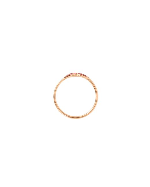 Sydney Evan | Pink Lips Ring | Lyst