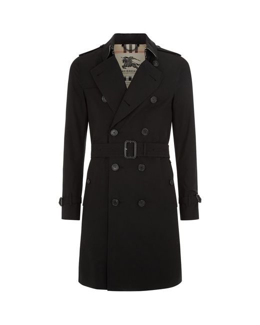 Burberry The Sandringham Long Heritage Trench Coat in ...