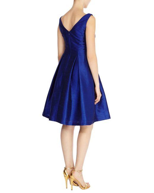Coast   Blue Giuglia Dress   Lyst