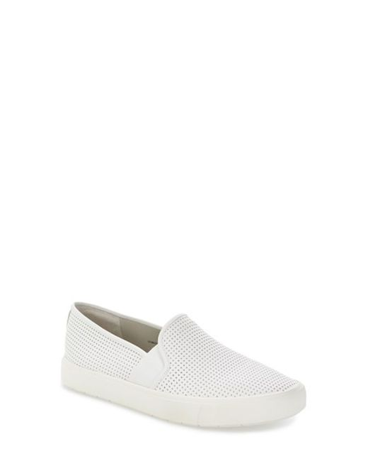 VINCE | Gray 'blair 5' Slip-on Sneaker | Lyst