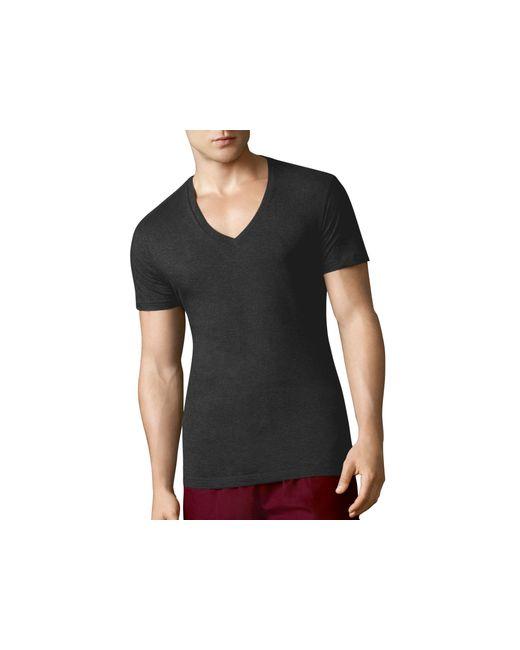 Polo Ralph Lauren | Gray V-neck Tees, Pack Of 3 for Men | Lyst