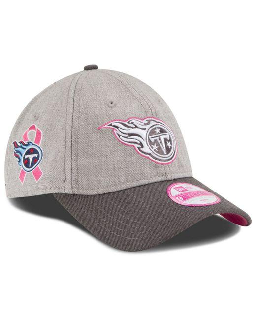 Ktz Women S Tennessee Titans Breast Cancer Awareness
