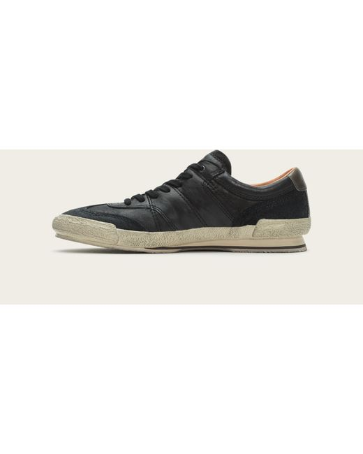 Frye | Black Snyder Runner for Men | Lyst