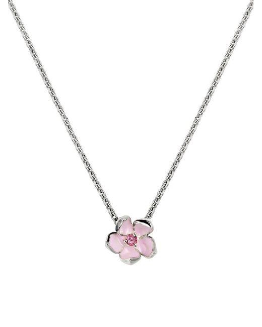 Shaun Leane | Metallic 'cherry Blossom' Rhodalite Necklace | Lyst