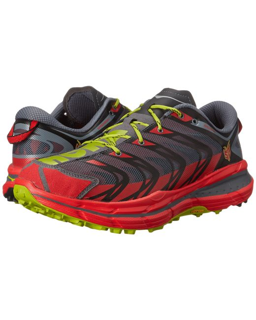 Hoka One One | Red Speedgoat for Men | Lyst