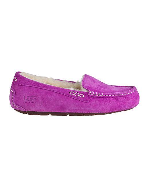 339a65122f3 Ugg Ansley Slipper Purple Velvet