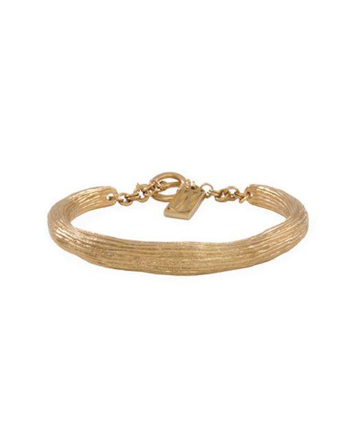 Kelly Wearstler | Metallic Aqueous Bracelet | Lyst