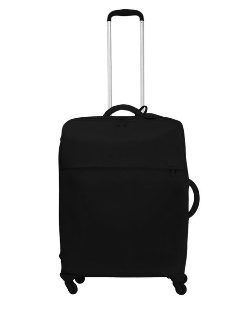 "Lipault | Black Plume Business 17"" Spinner Tote 