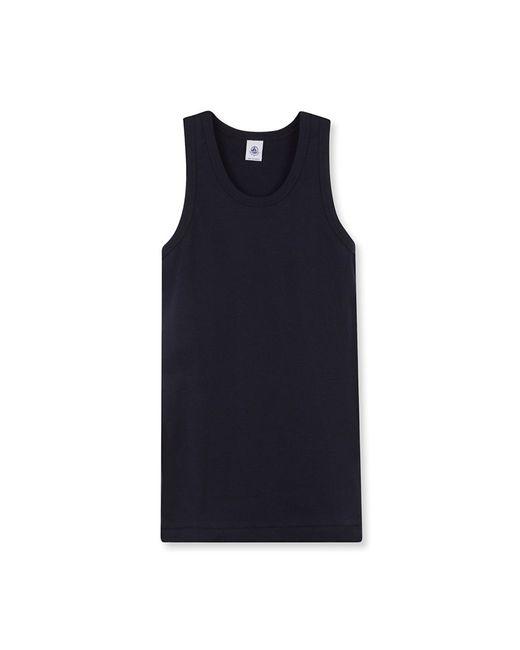 Petit Bateau | Blue Women's Plain Iconic Tank Top | Lyst
