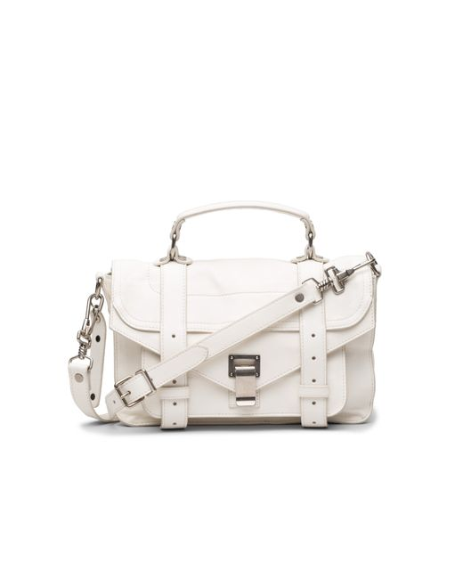 Proenza Schouler | White Ps1 Tiny | Lyst