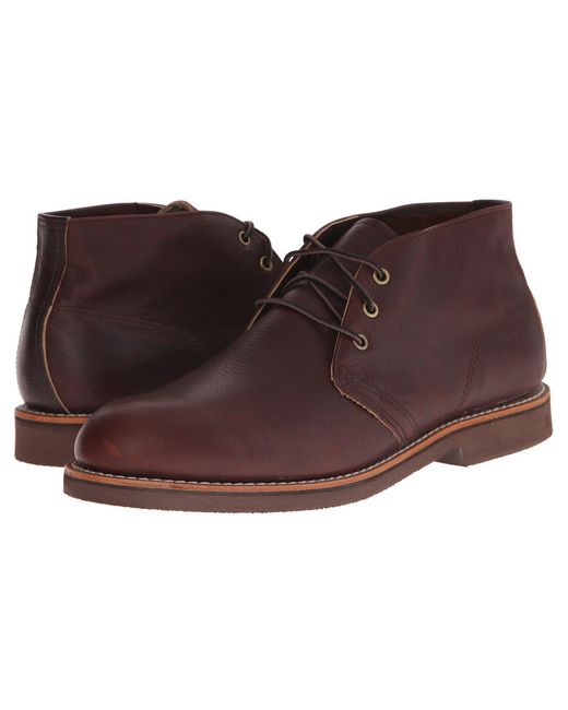 Red Wing - Brown Foreman Chukka for Men - Lyst