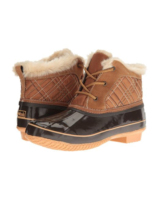 Maine Woods - Brown Alicia - Lyst