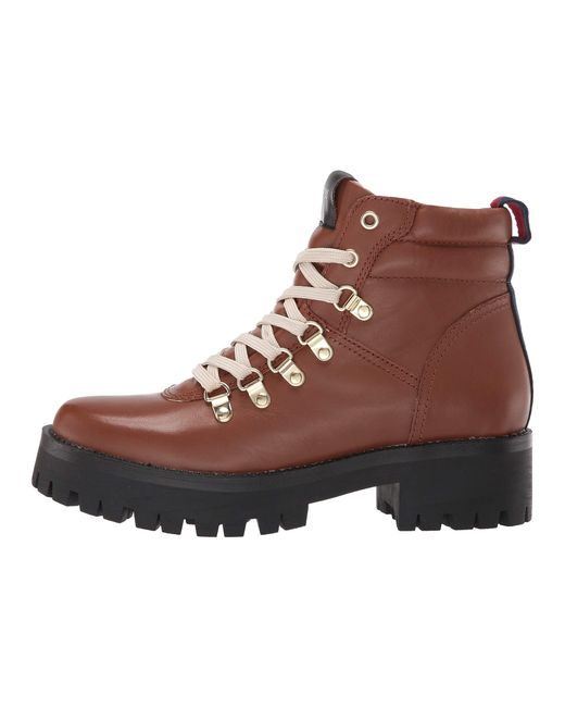 fe9268334ca Lyst - Steve Madden Buzzer Hiker Boot in Brown - Save 36%