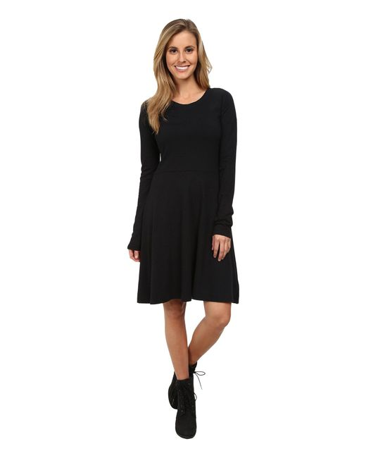 Fig Clothing - Black Louisville Dress - Lyst