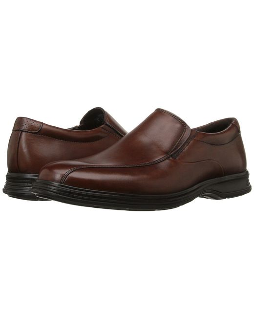 Rockport - Brown Dressports 2+ Light Slip On for Men - Lyst
