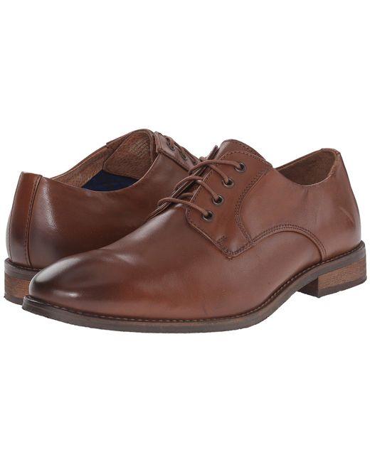 Nunn Bush - Brown Howell Plain Toe Oxford for Men - Lyst