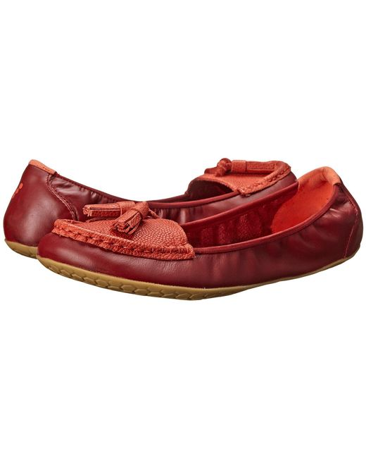 Vivobarefoot - Red Penny - Lyst