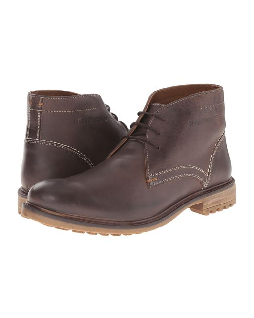 Hush Puppies - Brown Benson Rigby for Men - Lyst