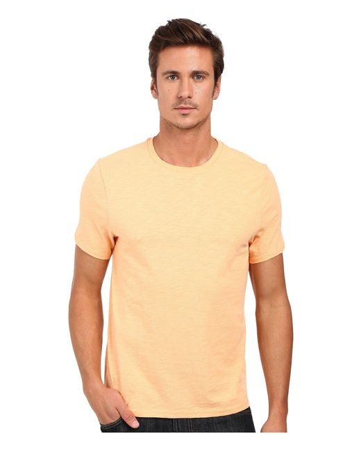 Threads For Thought | Multicolor Banks Slub Cotton Crew Tee for Men | Lyst