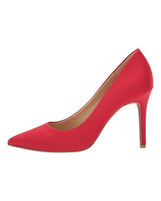 ead26148cd MICHAEL Michael Kors Claire Pump in Red - Save 52% - Lyst