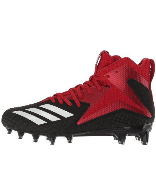 Lyst - adidas Freak X Carbon Mid in Red for Men - Save 35% f38fdb10d53