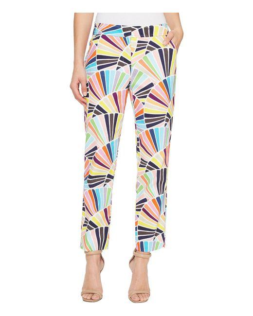 Trina Turk | Multicolor Moss 2 Pants | Lyst