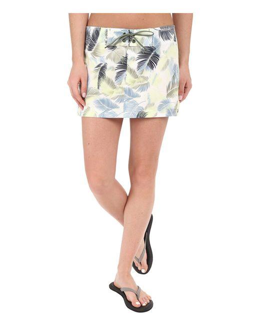 Carve Designs - Multicolor Del Rey Skirt - Lyst