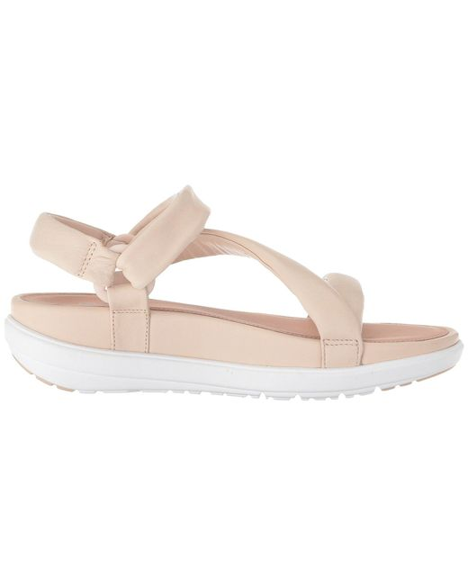 3724b14c94856d ... Fitflop - Multicolor Loosh Luxetm Z-strap Leather Sandals - Lyst ...