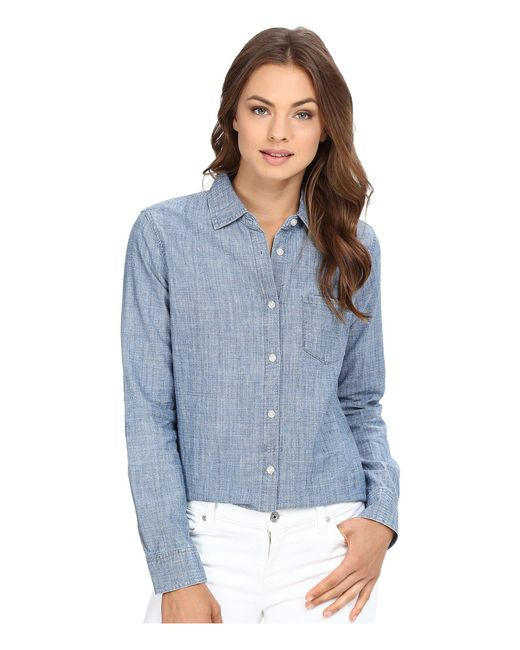 Joe's Jeans - Blue Judith Shirt - Lyst