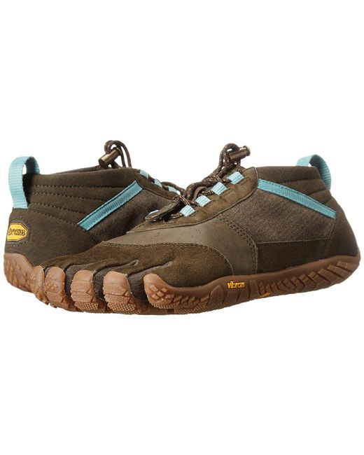 Vibram Fivefingers - Brown Trek Ascent Lr for Men - Lyst