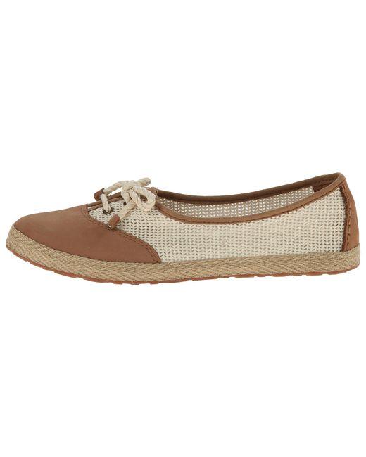 ... Ugg | Brown Catrin Crochet | Lyst ...