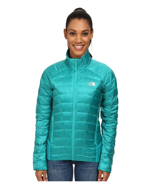 The North Face - Green Quince Jacket - Lyst