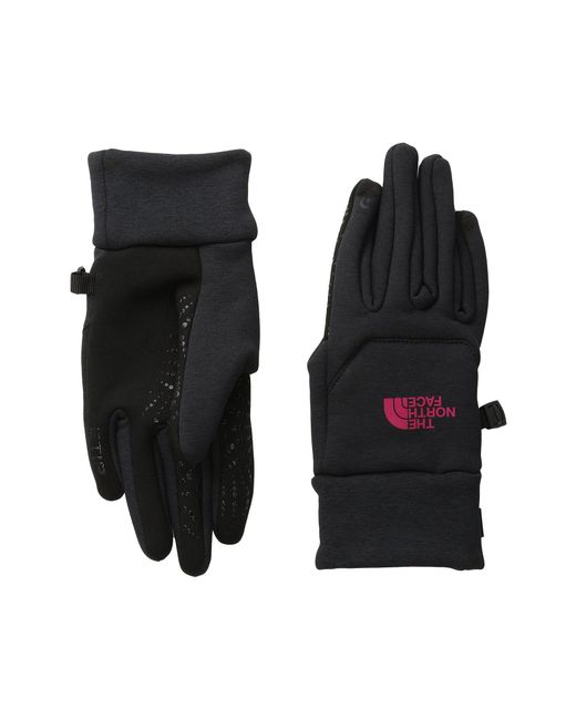 The North Face - Black Etip Hardface Gloves - Lyst