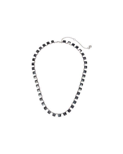 Vera Bradley - Metallic Casual Glam Station Necklace - Lyst