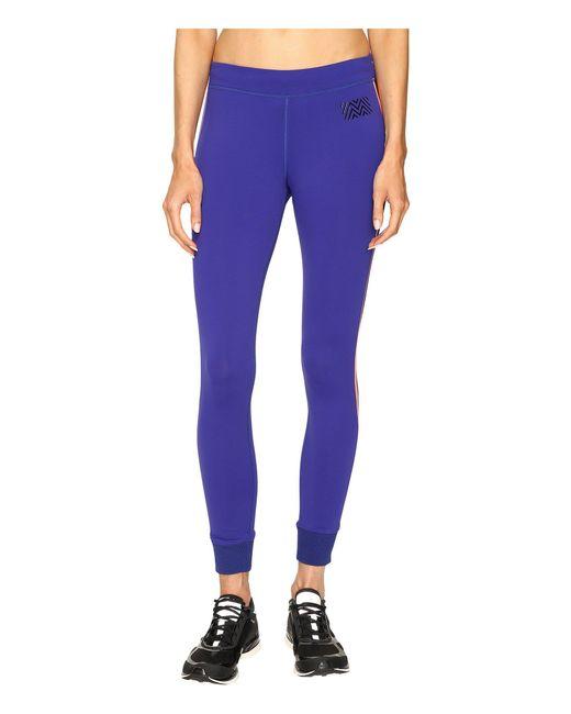Monreal London - Purple Athlete Leggings - Lyst
