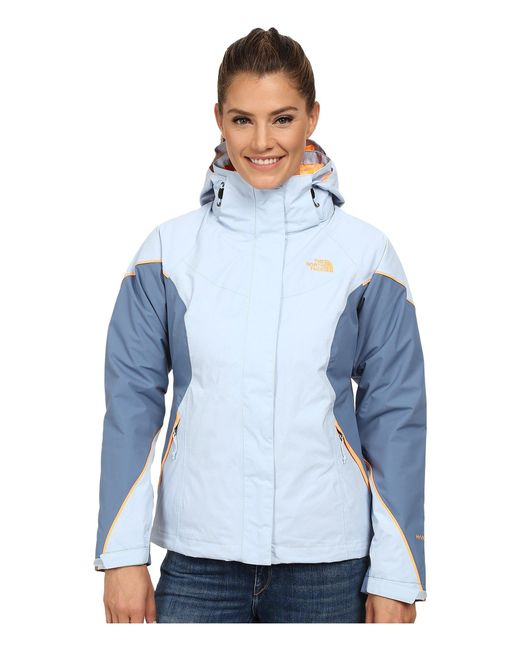 The North Face   Blue Boundary Triclimate® Jacket   Lyst