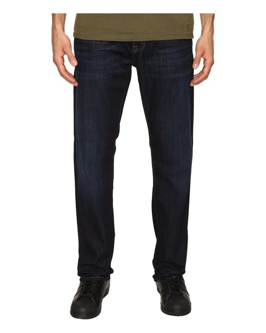 Mavi Jeans - Blue Zach In Rinse Brushed Williamsburg for Men - Lyst