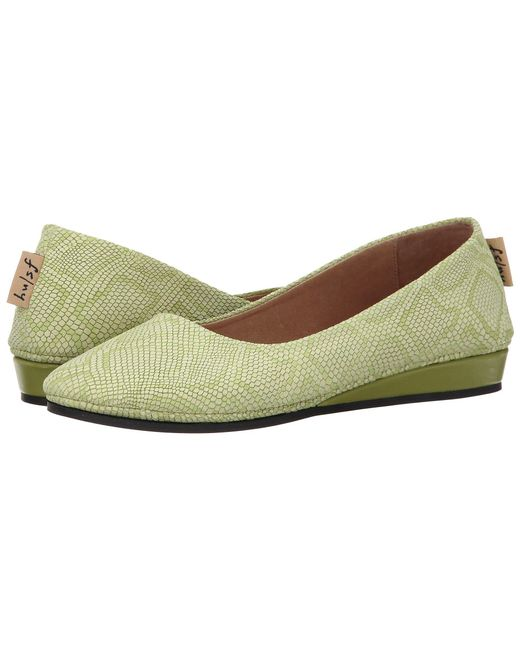 French Sole | Multicolor Zeppa | Lyst